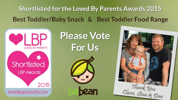 Babean Loved By Parents Awards banner