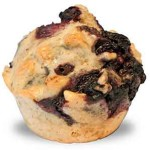 Blueberry, Apple, Chai Seed Mini Muffin Baby Toddler Finger Foods