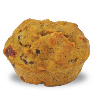 Cranberry & Sweet Potato Muffin for Baby Led Weaning & Toddler Finger Food