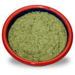 Kale and broccoli cheesy pesto baby toddler food