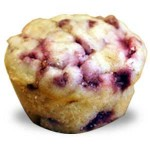 Raspberry & coconut dairy free mini muffins baby toddler food